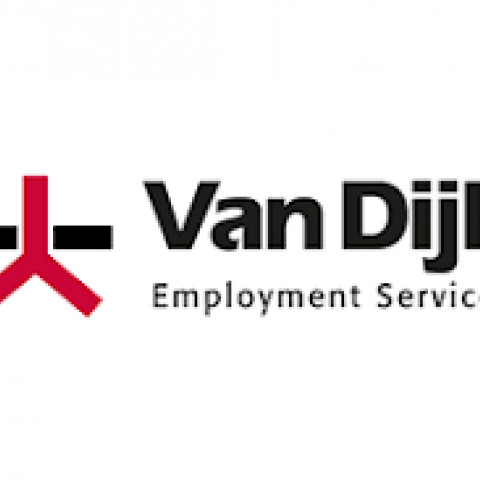Logo Van Dijk Employment Services