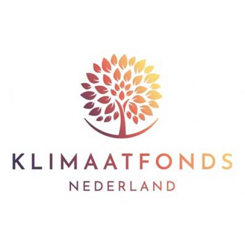 Logo Klimaatfonds Nederland